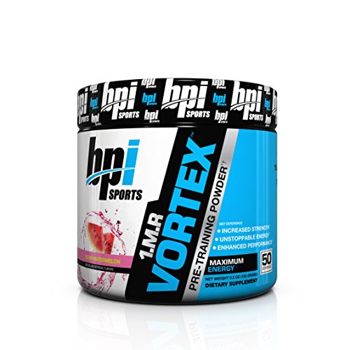 Bpi Sports 1.M.R. Vortex Pre-workout Powder, Sour Watermelon