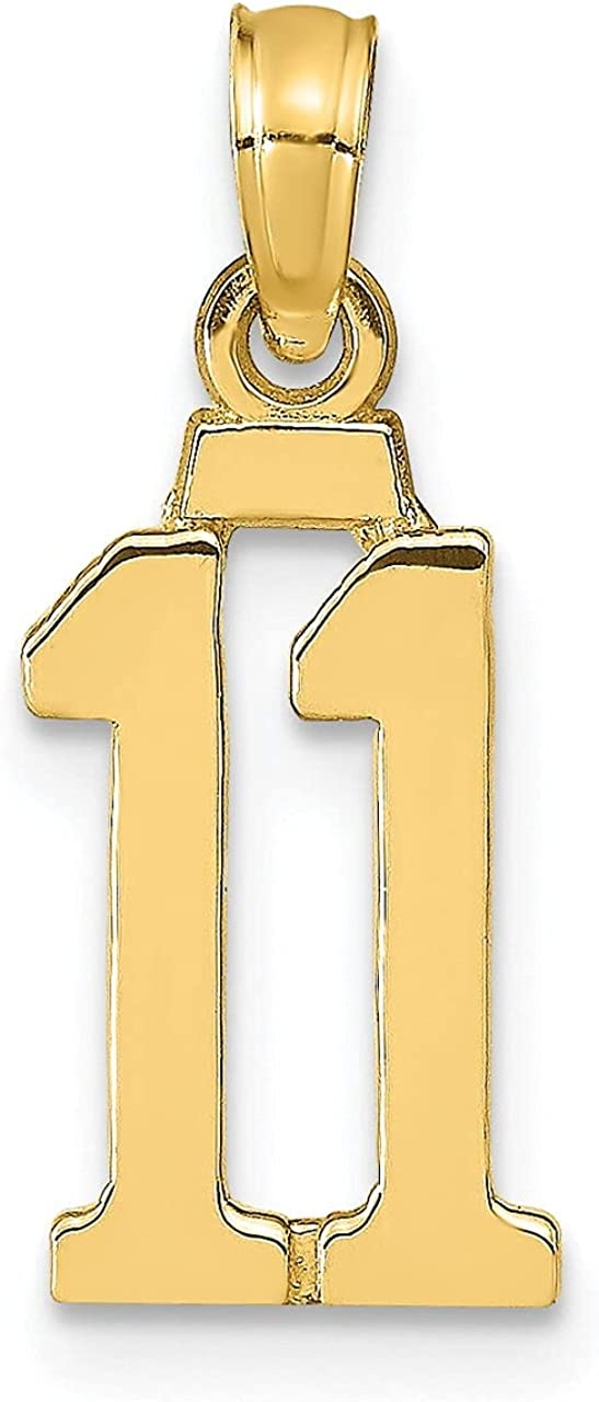 Lex /& Lu 14k Yellow Gold I Heart Soccer Charm