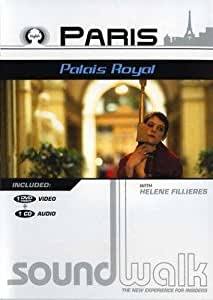 paris palais royal sound walk dvd cd movies tv. Black Bedroom Furniture Sets. Home Design Ideas