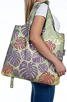 Envirosax HV.B3 Havana Reusable Shopping Bag, Multicolor