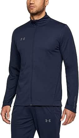 Under Armour Challenger II Knit Warm-Up, Trainingspak met jas en joggers, Complete Sportkleding Set Heren