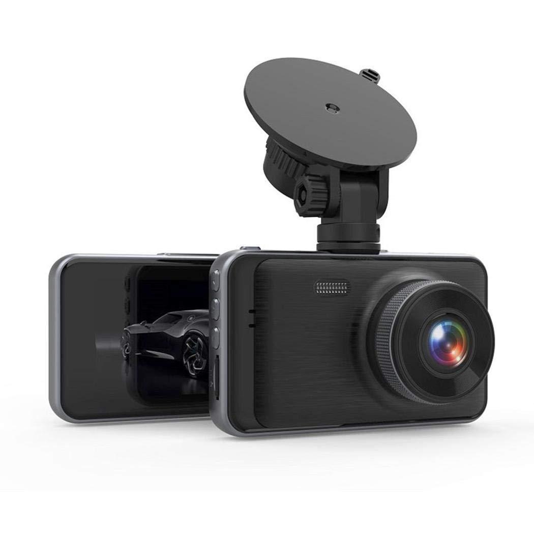 Sandinged 3 inch HD Driving Recorder Gravity Sensing HD Camera 1080P In-Visor Video by sandinged