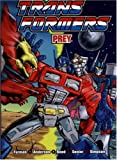 Transformers: Prey (Transformers (Titan Books Paperback))