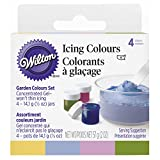 Wilton 2201-1377 Icing Color Kit, 2 Ounce, 0.5 Ounce Each, 4 Color-Multi Colored