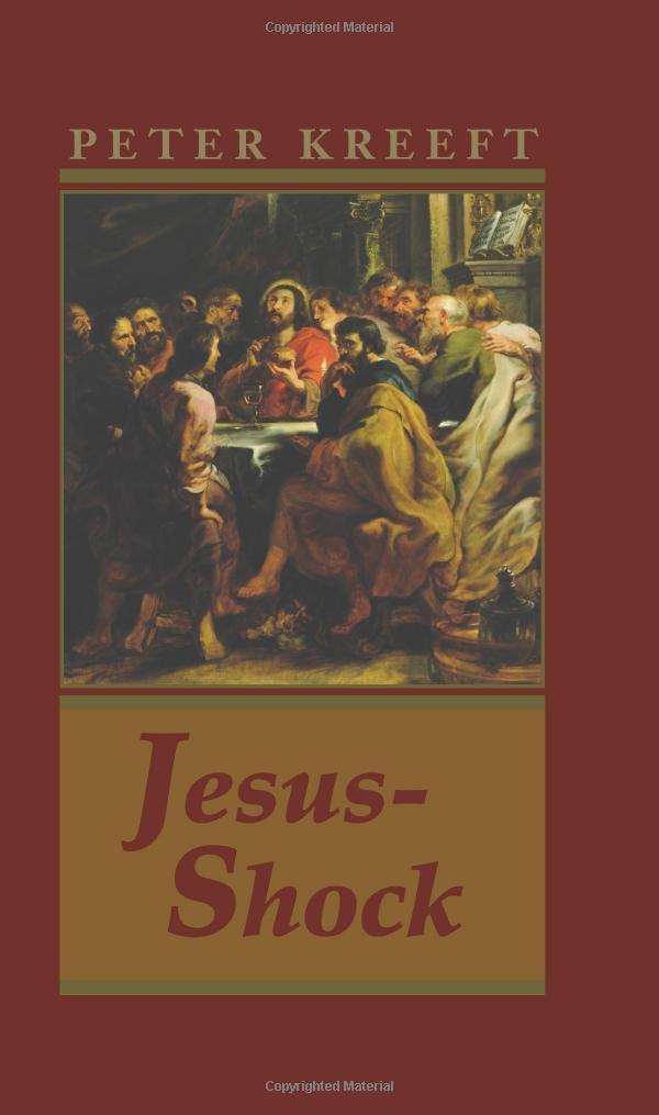 Read Online Jesus-Shock PDF