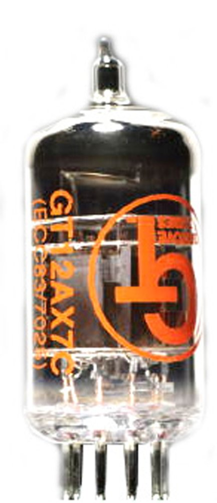 Groove Tubes GT-12AX7-C- - Tubo per preamplificatore Select 5550112398