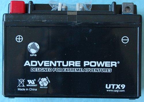 honda 300ex battery - 6