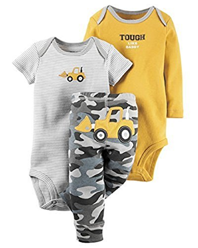 Carters Baby Boys Back 126g401
