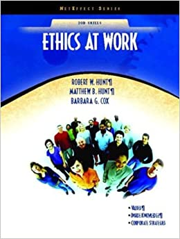 Ethics at Work (NetEffect Series)