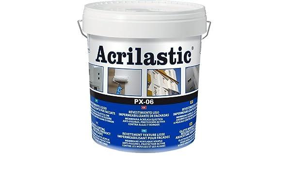 Imper PX-06 Revestimiento acrílico impermeabilizante: Amazon.es: Bricolaje y herramientas