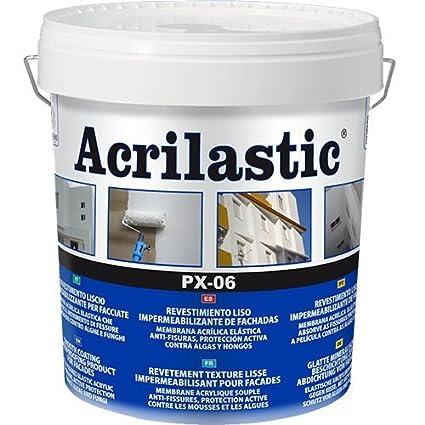 Imper PX-06 Revestimiento acrílico impermeabilizante