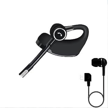 Estéreo Largo del Oído del Cargamento del Coche del Recurso Seguro 4.1 DE Los Auriculares Bluetooth