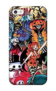 Premium One Piece Anime Halloween Nico Robin Roronoa Zoro Tony Tony Chopper Brook One Piece Nami One Piece Sanji One Piece Back Cover Snap On Case For Iphone ipod touch4