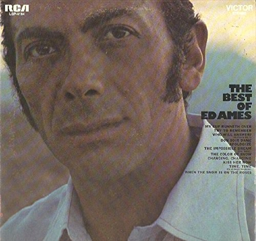 The Best Of Ed Ames Ames Ed