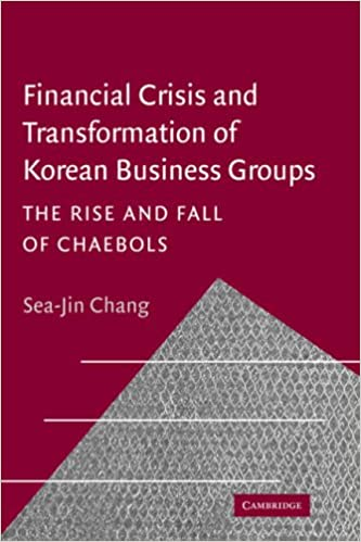 Financial Crisis Trans Korea Bus Gp: The Rise and Fall of Chaebols