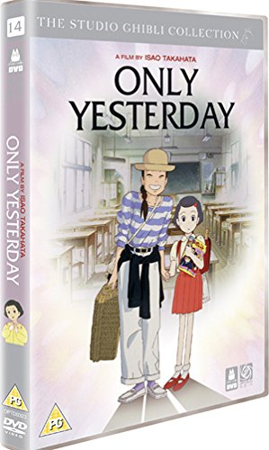 Only Yesterday ( Omohide poro poro ) ( Memories of Teardrops ) [ NON-USA FORMAT, PAL, Reg.2 Import - United Kingdom ]