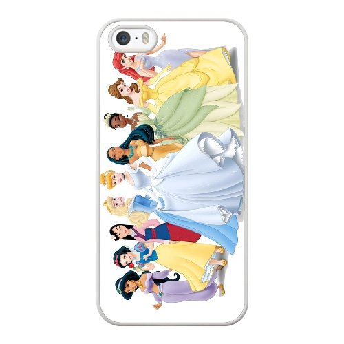 Coque,Coque iphone 5 5S SE Case Coque, Princess Bride Cover For Coque iphone 5 5S SE Cell Phone Case Cover blanc