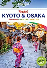 Lonely Planet: The world's leading travel guide publisher        Lonely Planet Pocket Kyoto & Osaka is your passport to the most relevant, up-to-date advice on what to see and skip, and what hidden discoveries await you. Get a pano...