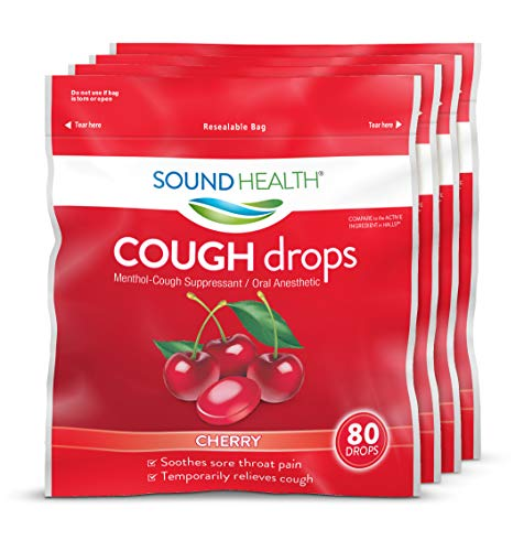 Bestselling Cough Drops