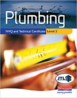 Image result for Plumbing: NVQ and Technical Certificate level 3