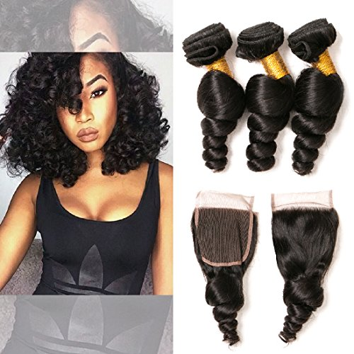 wet and wavy hair bundles - 5