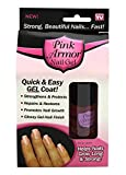 Pink Armor Nail Growth Formula Treatments, 0.45 Fluid Ounce
