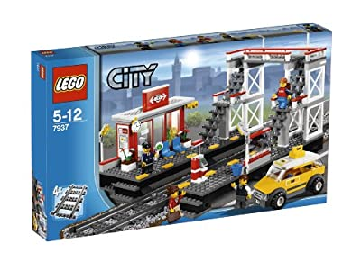 LEGO City Train Station 7937 by LEGO