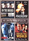 On The Border / The Peacekeeper / Redline / Top Of The World (4-Movie Pack)