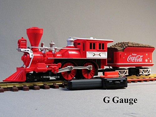 Lionel Coca Cola Holiday蒸気エンジン& Tender # 1886Gゲージ