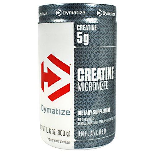 (Dymatize Creatine Micronized Unflavored 10.6 oz (300g))