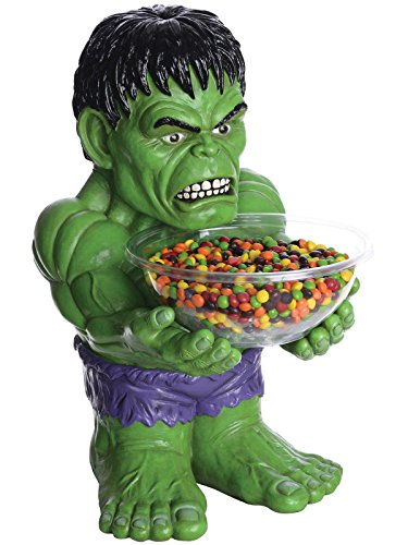 Marvel Classic Hulk Candy Bowl Holder]()