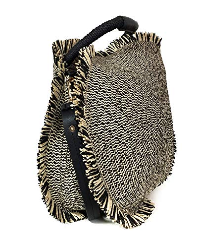 Zara Women Round braided basket 6056/304 for sale  Delivered anywhere in USA