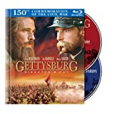 Gettysburg: Director's Cut Limited Edition Blu-ray Book