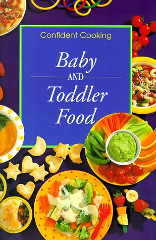 Full confident cooking book series confident cooking books in order baby and toddler food mini cookbook series forumfinder Gallery