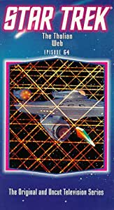 Star Trek - The Original Series, Episode 64: The Tholian Web [VHS]