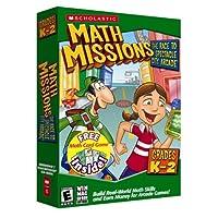 Misiones de Matemáticas con Juego de Cartas Kindergarten-2do Grado [Versión Antigua]