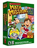 Software : Math Missions with Card Game Kindergarten-2nd Grade [Old Version]