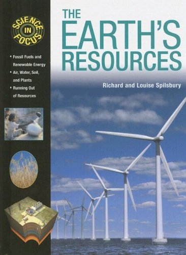 The Earth's Resources (Science in Focus)