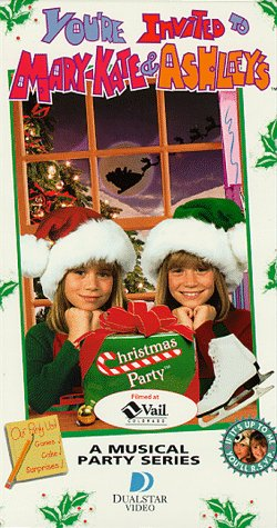 Amazon.com: You're Invited to Mary-Kate & Ashley's Christmas Party ...