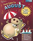 Three Cheers for August, Margaret Fetty and Diane Jasinski, 0739898353
