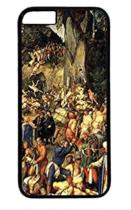 Catholicism Masterpiece Limited Design Case for iPhone 6 Plus PC Black by Cases & Mousepads