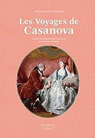 Les Voyages de Casanova par Giacomo Casanova