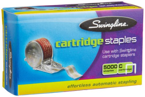 Swingline Staple Cartridge, 30 Sheet Capacity, 5000 Staples ()