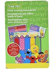 Sesame Street Ginsey Potty Training Rewards Kit