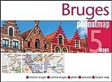Bruges Popout Map (popout Maps)