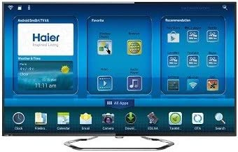 Haier - Tv led 55 le55m7000 full hd, smart tv android 4.2, wi-fi: Amazon.es: Electrónica