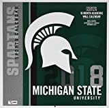 Michigan State University Spartans 2018 Academic Calendar