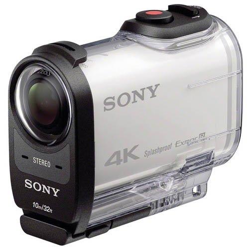 Sony FDR-X1000V/W 4K Action Cam