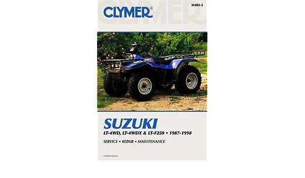 517KVsVSJrL._SR600%2C315_PIWhiteStrip%2CBottomLeft%2C0%2C35_SCLZZZZZZZ_ amazon com clymer repair manual for suzuki atv lt f500f 98 00 Suzuki LT F500F Quadrunner at aneh.co