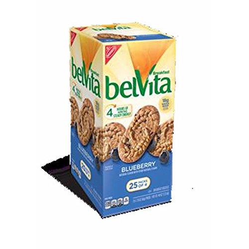Belvita Blueberry Breakfast Biscuits, 25 ct. ()